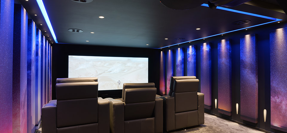 Cinema at Home - The ultimate Luxury from Quest End
