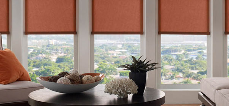 Automated Roller Shades from Quest End