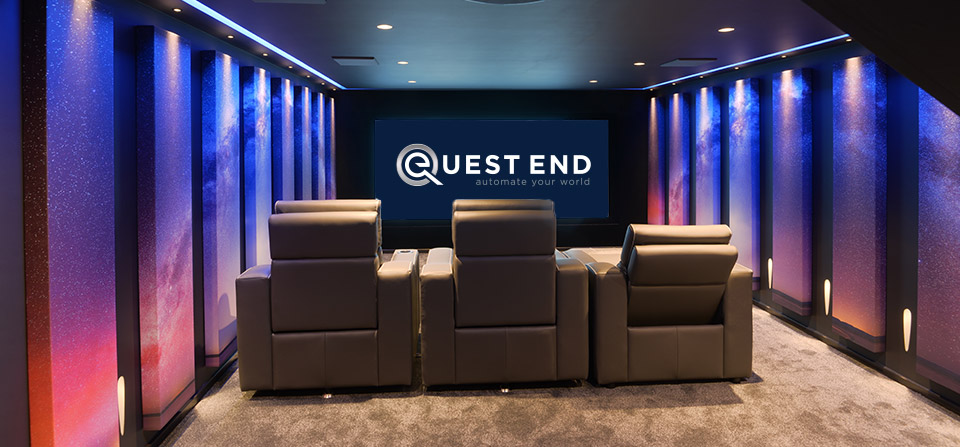 Luxury Cinema Seating from Quest End