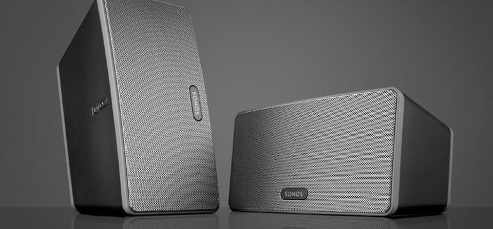 High Quality Sonos Speakers from Quest End